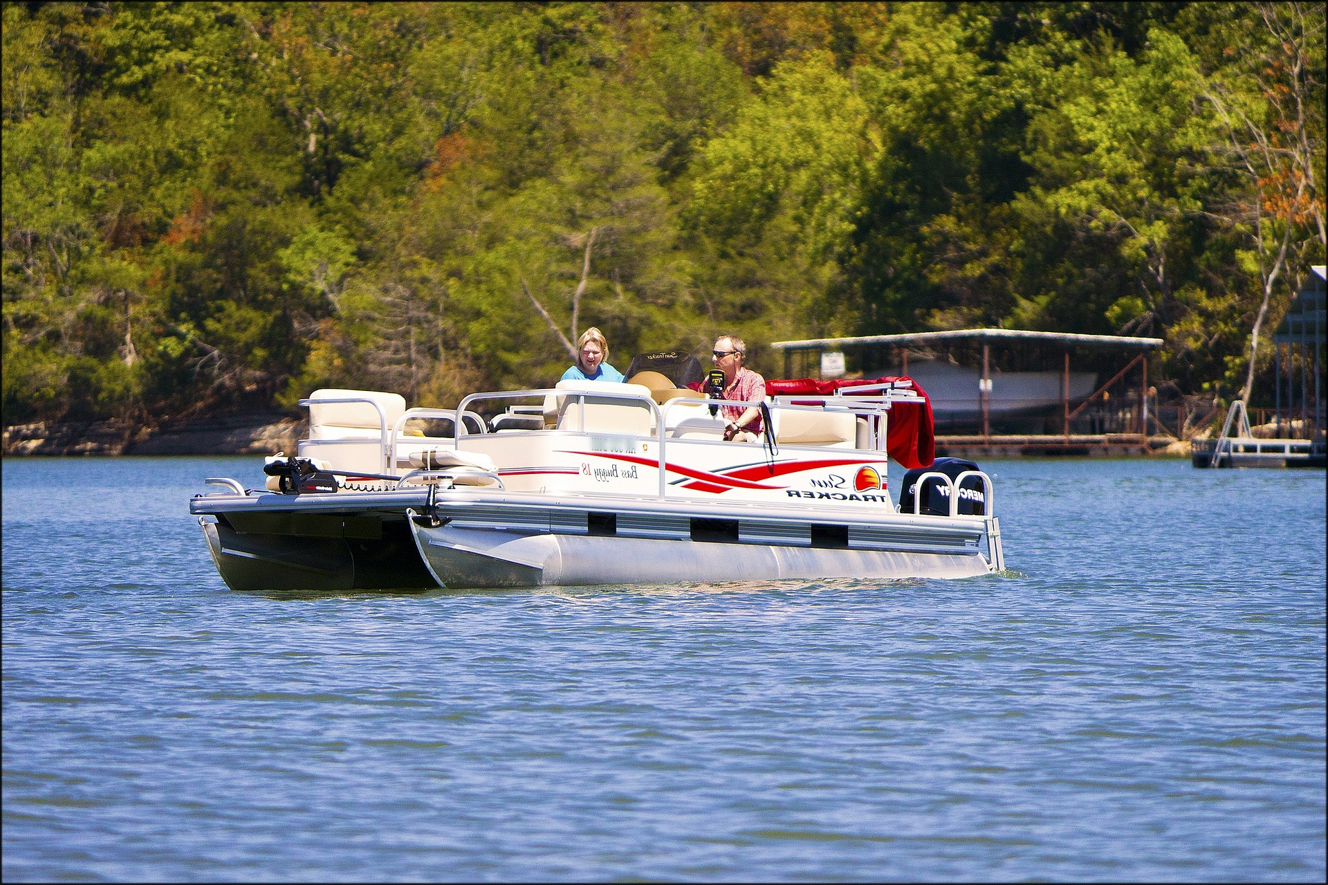 Myrtle Beach Travel Park Also Offers Pontoon Boat Rentals.