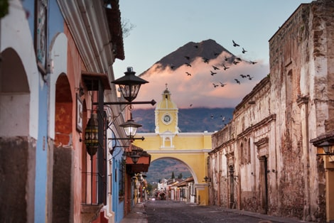 cheap flights to guatemala city